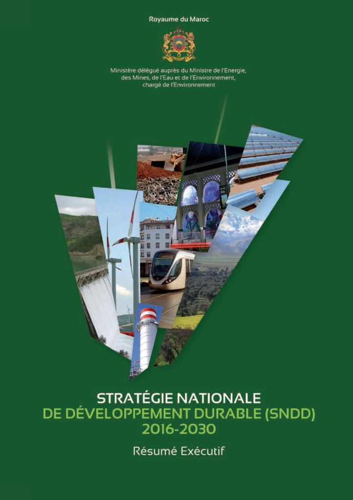 COUVERTURE RAPPORT EXECUTIF SNDD